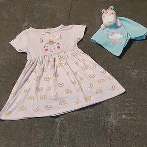 Nannette Kids dress 🦄🌈